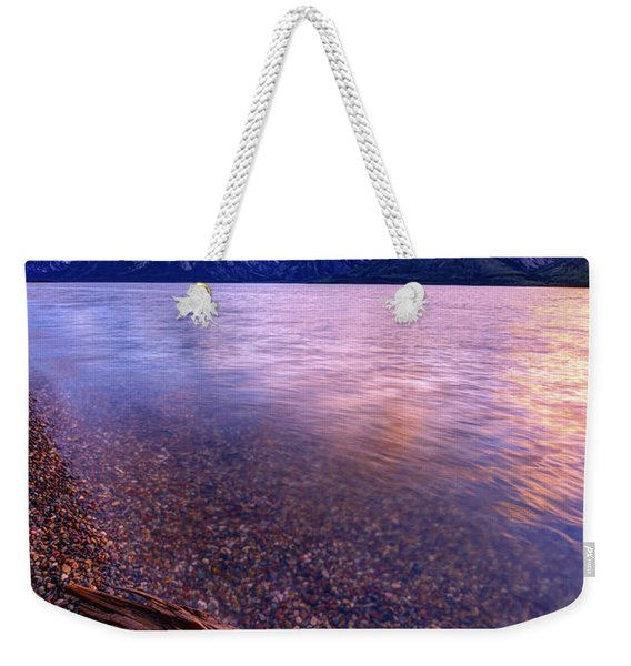 Clouds And Wind Weekender Tote Bag