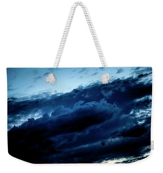 Clouds Fall Weekender Tote Bag