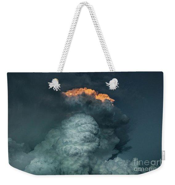 Cloudtower Weekender Tote Bag
