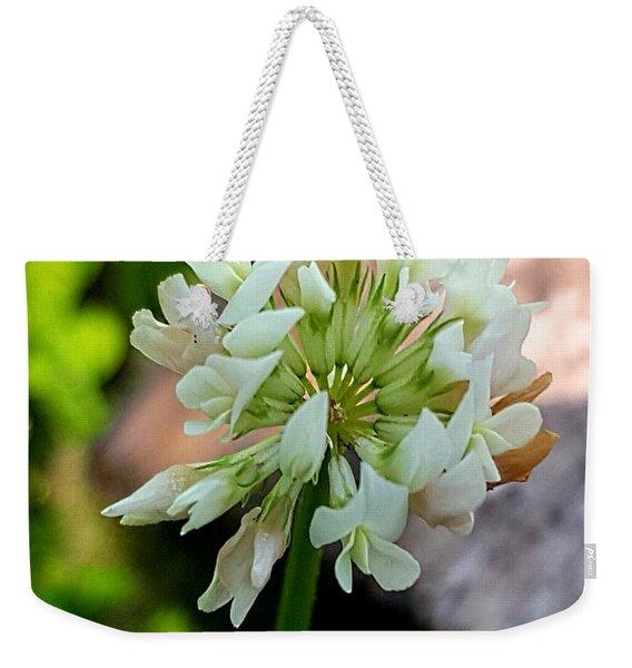Clover #2 Weekender Tote Bag