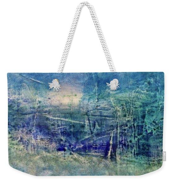Clover Field Weekender Tote Bag