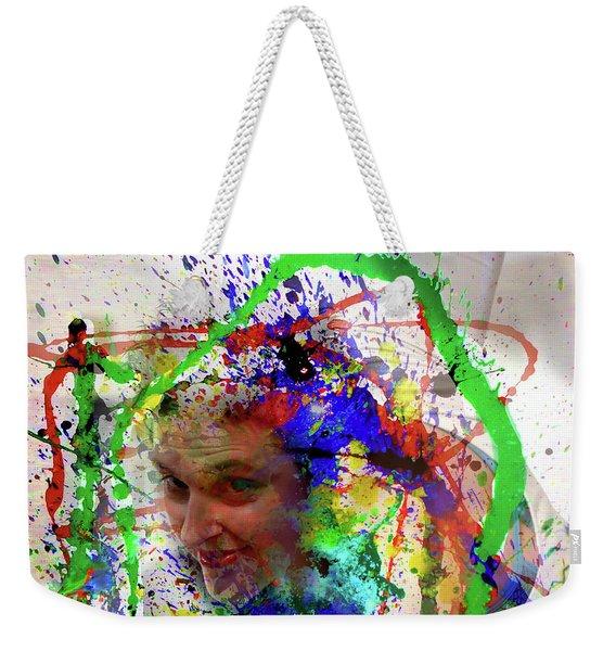 Clown ? Weekender Tote Bag