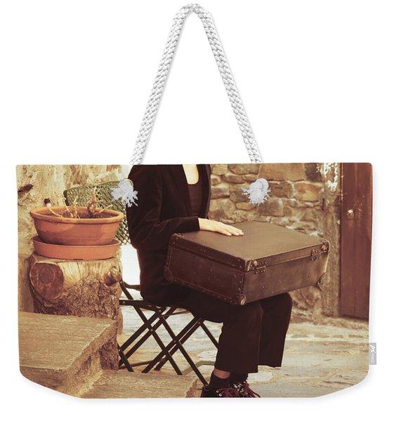 Clown Weekender Tote Bag