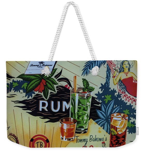 Club Habana Weekender Tote Bag