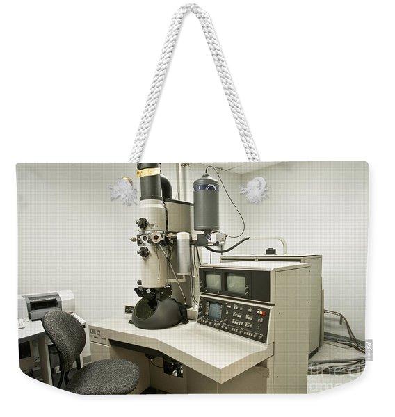 Cm12 Scanning Transmission Electron Weekender Tote Bag