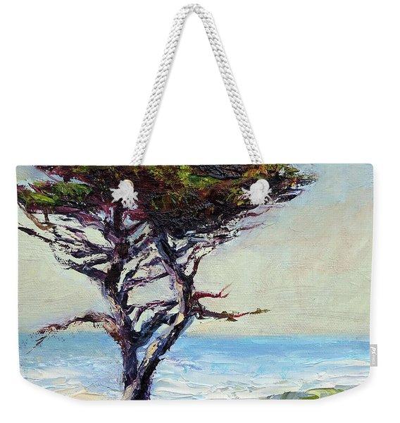 Coast Cypress Weekender Tote Bag