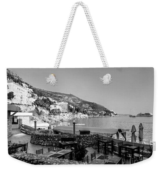 Coast Of Dubrovnik Weekender Tote Bag