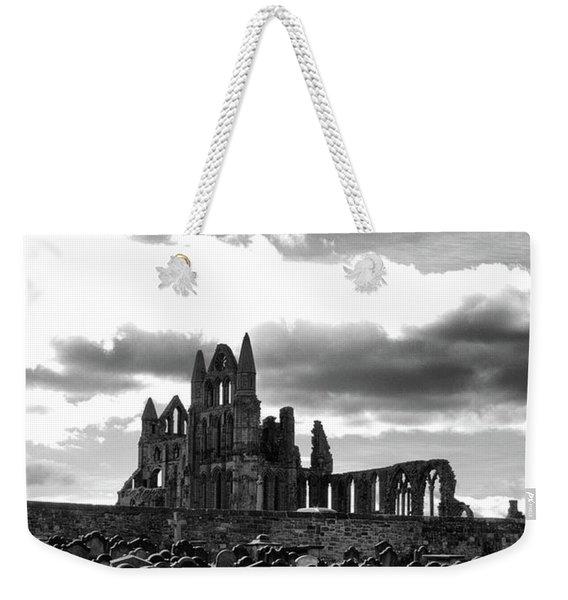 Coast - Whitby Abbey Weekender Tote Bag