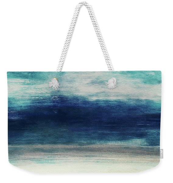 Coastal Escape 2- Art By Linda Woods Weekender Tote Bag