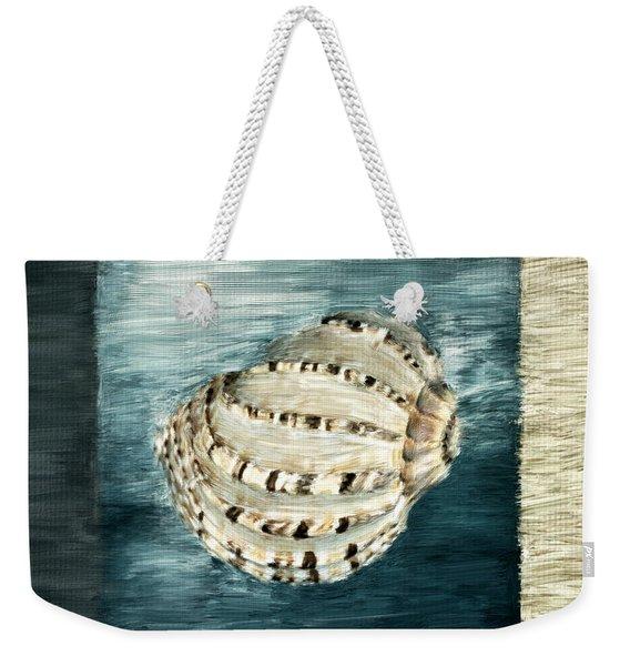 Coastal Jewel Weekender Tote Bag