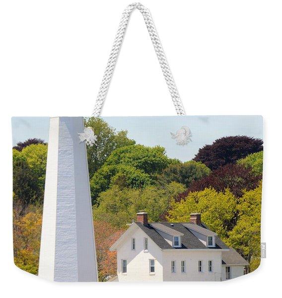 Coastal Lighthouse-c Weekender Tote Bag