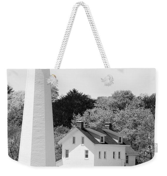 Coastal Lighthouse Weekender Tote Bag