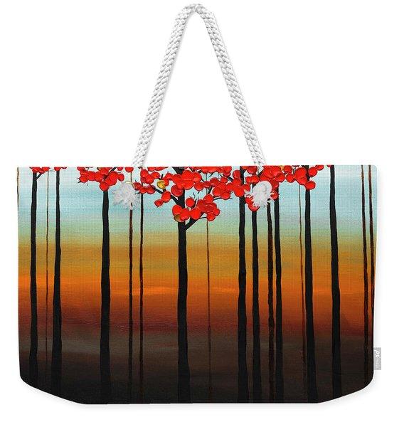 Coastal Radiance Weekender Tote Bag