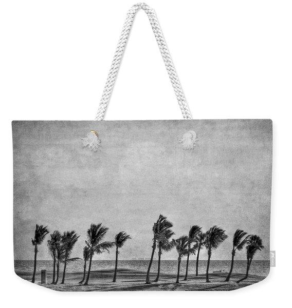 Coastal Winds Weekender Tote Bag