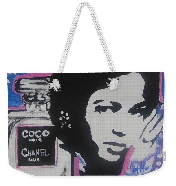 Coco Dandridge Weekender Tote Bag