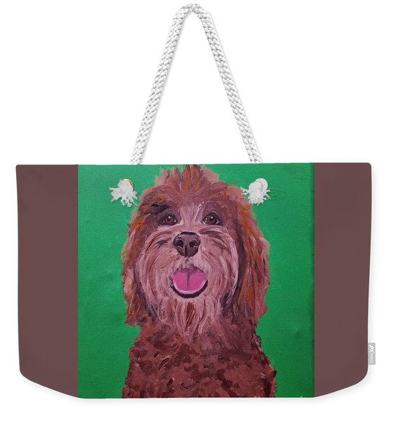 Coco Date With Paint Nov 20th Weekender Tote Bag