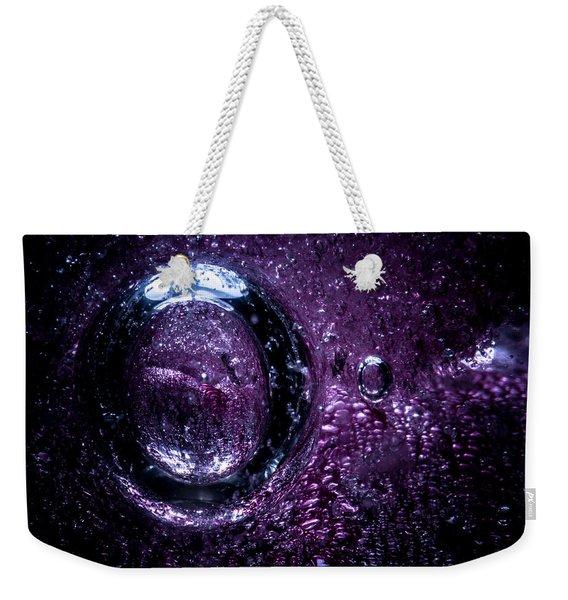 Cocoon Weekender Tote Bag