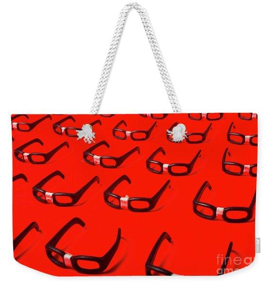 Code Red Developers Weekender Tote Bag