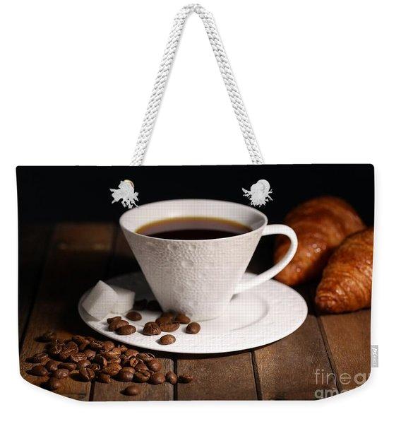 Coffee #4 Weekender Tote Bag