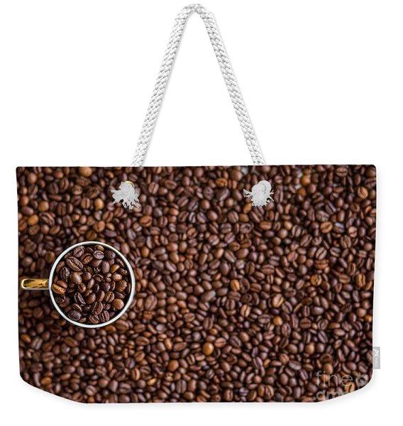 Coffee #7  Weekender Tote Bag