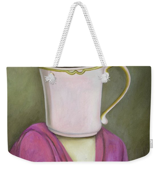 Coffee Head 2 Weekender Tote Bag