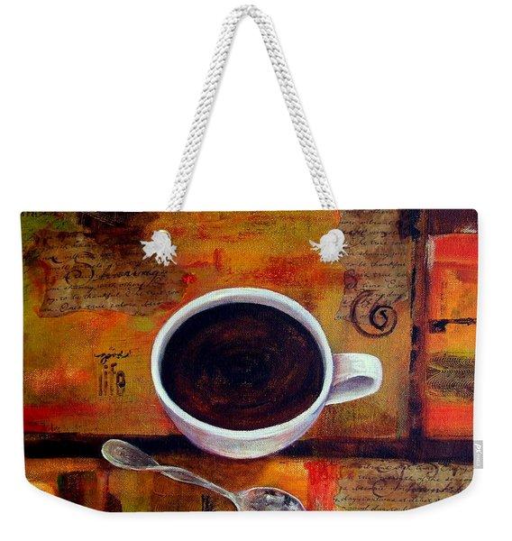 Coffee I Weekender Tote Bag