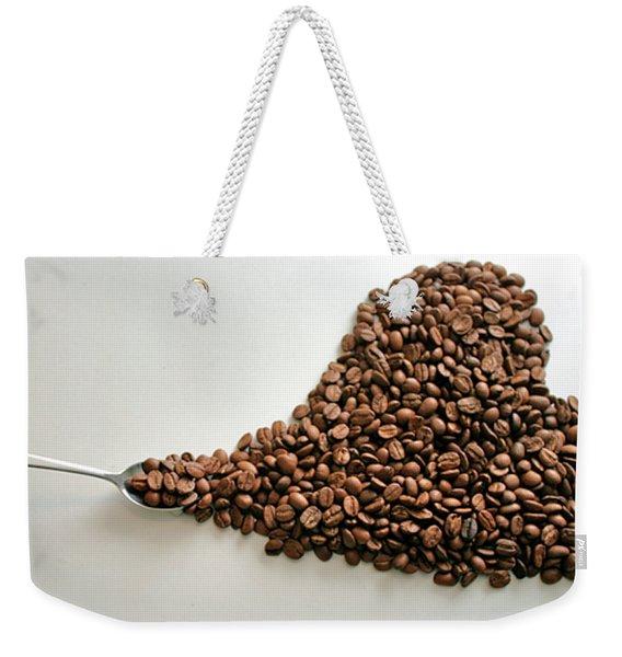 Coffee Lover Weekender Tote Bag