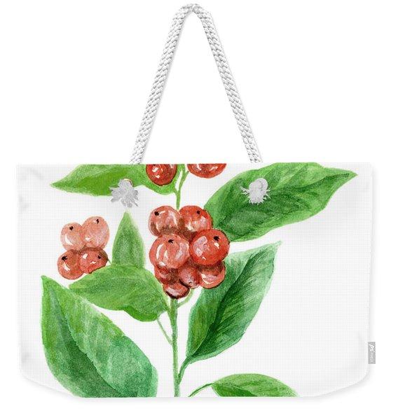 Coffee Painting  Weekender Tote Bag