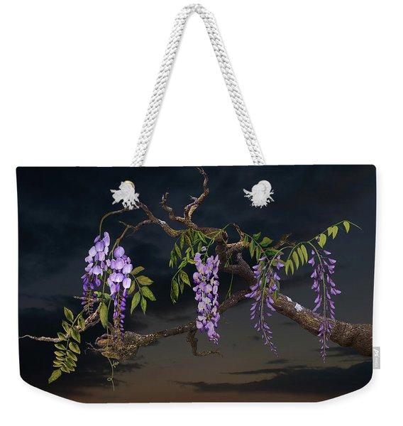 Cogan's Wisteria Tree Weekender Tote Bag