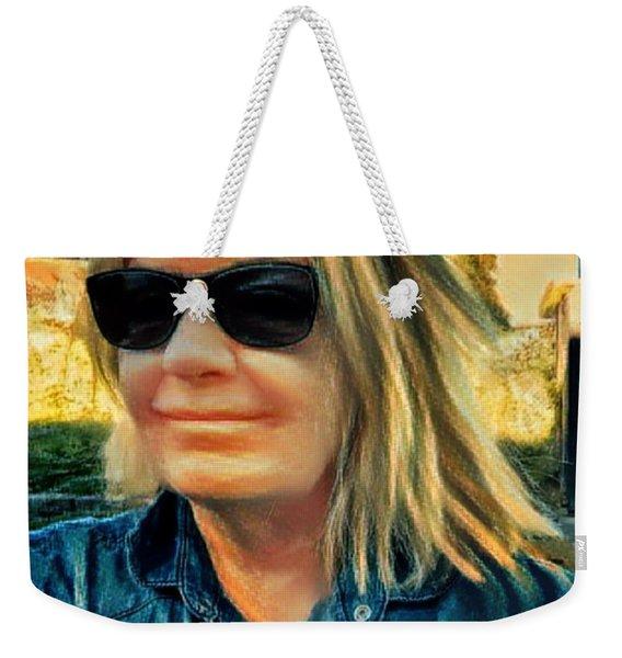 Colette September 2016 Weekender Tote Bag