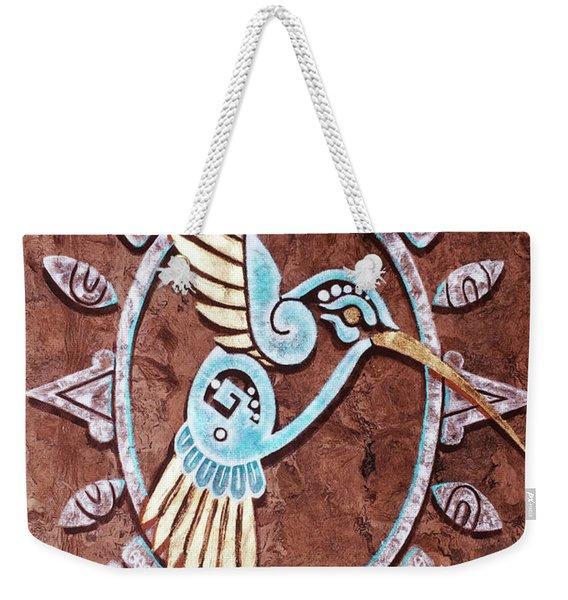 M A Y A N   .  C O L I B R I Weekender Tote Bag