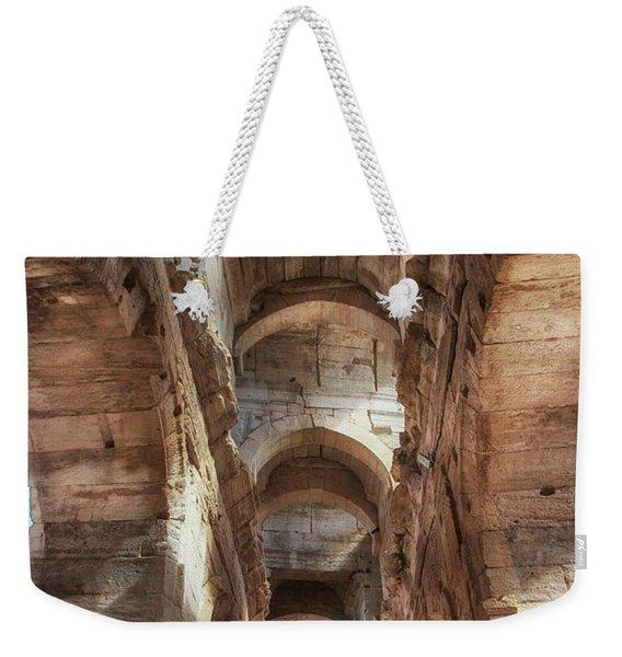 Coliseum Weekender Tote Bag