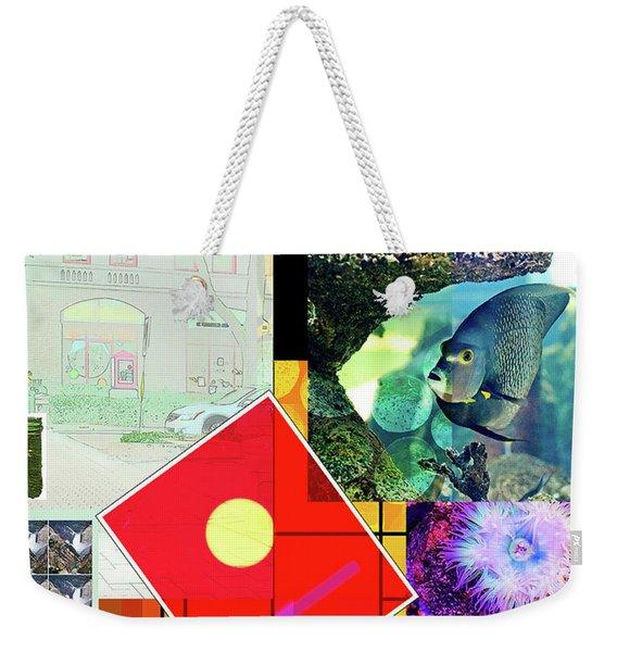 Collage #1 Weekender Tote Bag