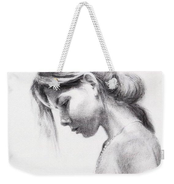 Colombiana Weekender Tote Bag