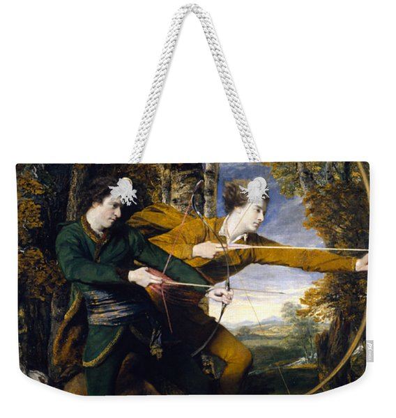 Colonel Acland And Lord Sydney The Archers Weekender Tote Bag