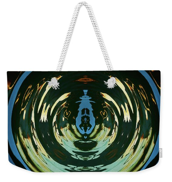 Color Abstraction Lxx Weekender Tote Bag
