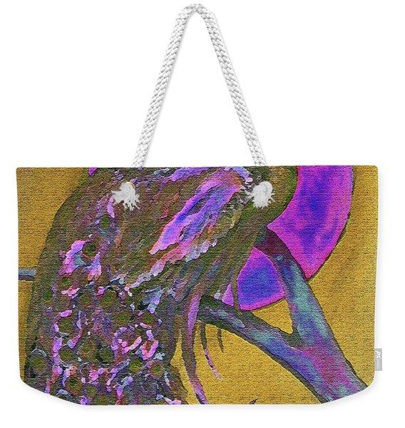 Color Of Pink Weekender Tote Bag