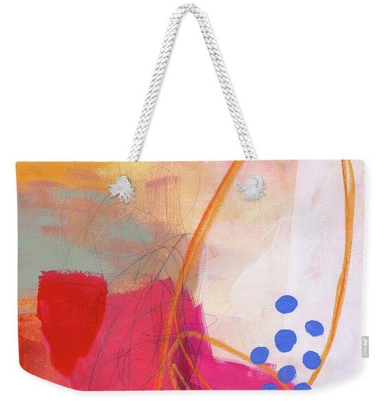 Color, Pattern, Line #2 Weekender Tote Bag