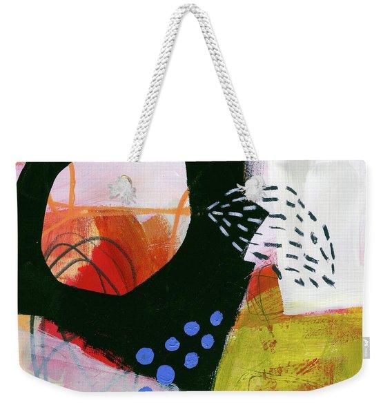 Color, Pattern, Line #3 Weekender Tote Bag