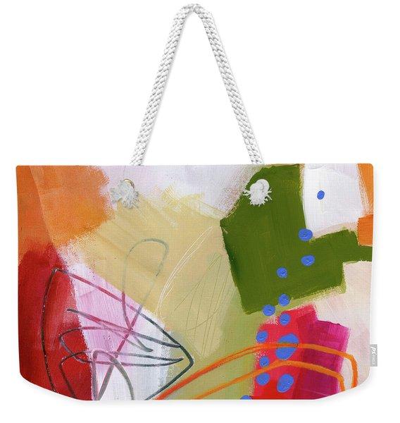 Color, Pattern, Line #4 Weekender Tote Bag