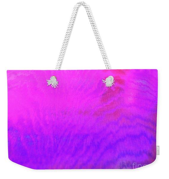 Color Surge Weekender Tote Bag