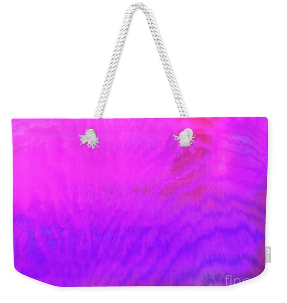 Color Surge Weekender Tote Bag