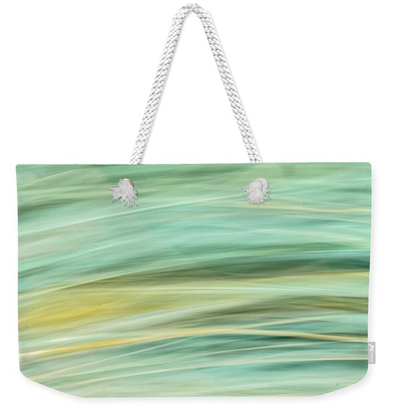 Color Swipe Weekender Tote Bag