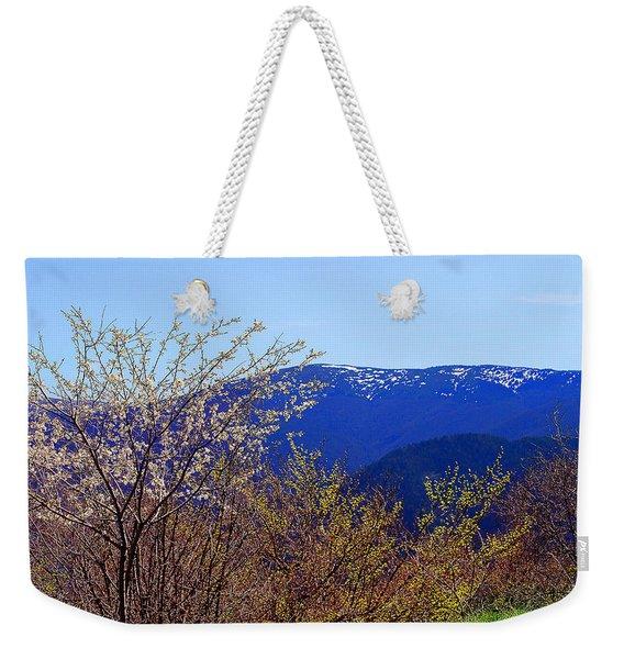Color The World Weekender Tote Bag