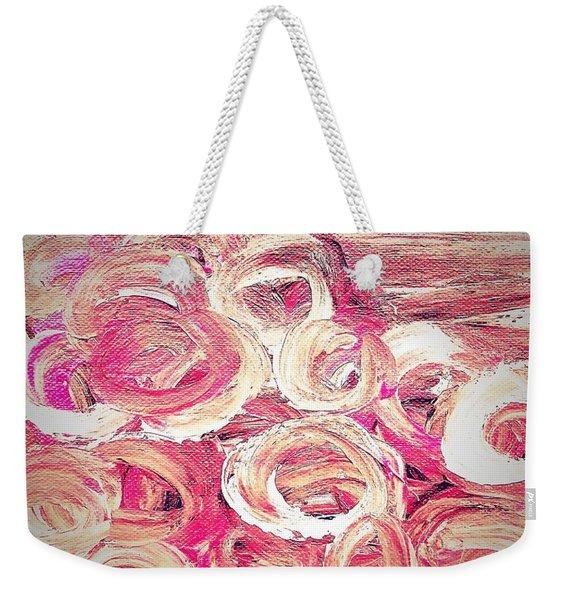 Color Trend Mesmeric Dream Weekender Tote Bag