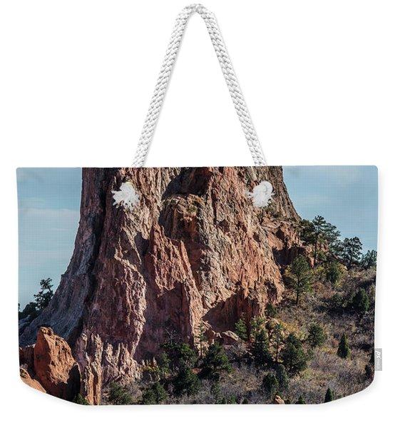 Colorado Garden Of The Gods Weekender Tote Bag