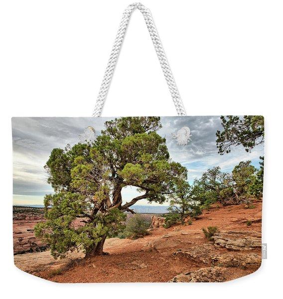 Colorado National Monument Weekender Tote Bag