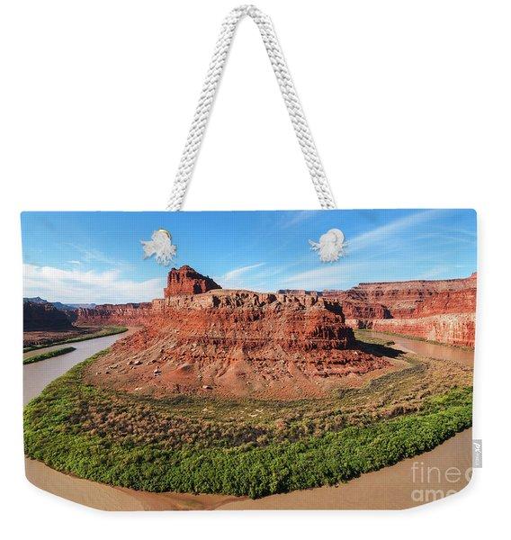 Colorado River II Weekender Tote Bag
