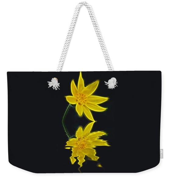 Colorado Wildflower Weekender Tote Bag