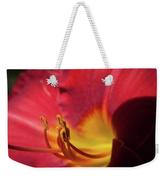 Colorful Cobras Weekender Tote Bag